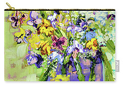 Wild Profusion Carry-all Pouch