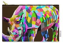 Wild Rainbow Carry-all Pouch