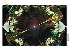 Wild Roses 2 Carry-all Pouch