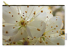 Wild Sand Plum  Carry-all Pouch