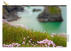 Wild Sea Pinks In Cornwall Carry-all Pouch