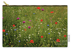 Wild Summer Meadow Carry-all Pouch