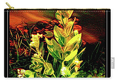 Wild Thai Lake Jasminum - Photo Painting Carry-all Pouch