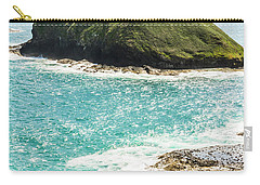 Wild Western Waters Carry-all Pouch