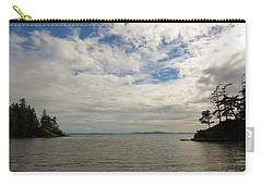 Wildcat Cove In Larrabee State Park Carry-all Pouch