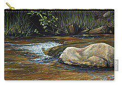 Wilderness Creek Carry-all Pouch