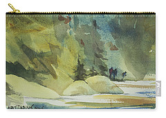 Wilderness Hike Carry-all Pouch