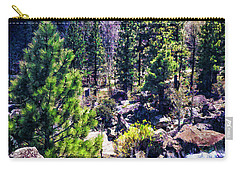 Wilderness Carry-all Pouch by Nancy Marie Ricketts