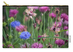 Wildflower Art 1 Carry-all Pouch