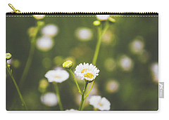 Carry-all Pouch featuring the photograph Wildflower Beauty by Shelby Young