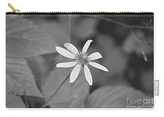 Carry-all Pouch featuring the photograph Wildflower by Eric Liller