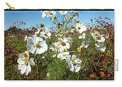 Wildflower Mania Carry-all Pouch