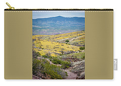 Wildflower Meadows Carry-all Pouch