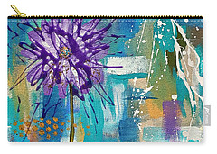 Wildflower No. 1 Carry-all Pouch