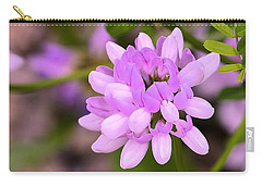 Wildflower Or Weed Carry-all Pouch