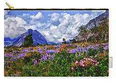 Wildflower Profusion Carry-all Pouch