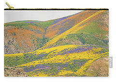 Wildflowers At The Summit Carry-all Pouch