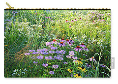 Wildflowers In Moraine Hills State Park Carry-all Pouch