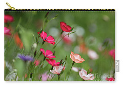 Wildflowers Meadow Carry-all Pouch