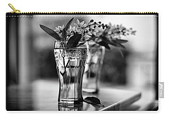Carry-all Pouch featuring the photograph Wildflowers Still Life by Laura Fasulo
