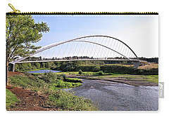 Willamette Pedestrian Bridge Carry-all Pouch