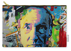 William Burroughs Carry-all Pouch