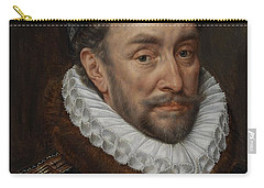 William I, Prince Of Oranje, 1579 Carry-all Pouch