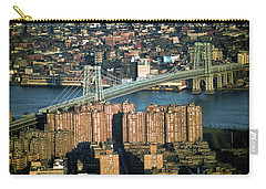 Williamsburg Bridge New York City Carry-all Pouch
