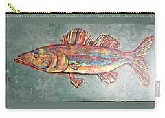 Willie The Walleye Carry-all Pouch