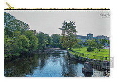 Willimantic River Carry-all Pouch