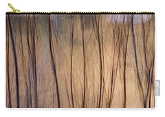 Willows In Winter Carry-all Pouch