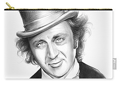 Willy Wonka Carry-all Pouch by Greg Joens