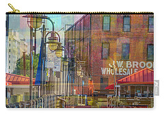 Wilmington North Carolina Riverfront Carry-all Pouch