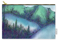Wilmore Wilderness Area Carry-all Pouch by Shirley Heyn