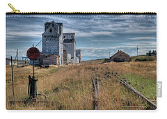 Wilsall Grain Elevators Carry-all Pouch
