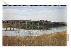 Wilson Lake Hell Creek Bridge Carry-all Pouch