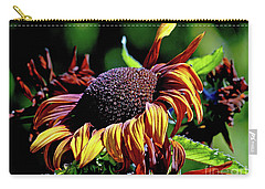 Wilted In The Sun Carry-all Pouch