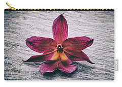 Wilting Orchid  Carry-all Pouch