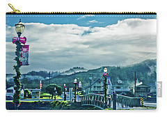 Winchester Bay Bridge Carry-all Pouch by Adria Trail