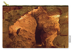 Carry-all Pouch featuring the photograph Wind Cave National Park by Brenda Jacobs