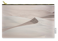 Carry-all Pouch featuring the photograph Wind Formations by Colleen Coccia