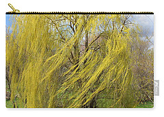 Wind In The Willow Carry-all Pouch