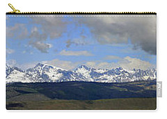 Dm9504-wind River Range Panorama  Carry-all Pouch