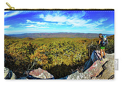 Wind Rock Panorama Carry-all Pouch