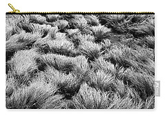 Windblown Grass Carry-all Pouch