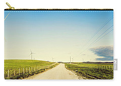 Windfarm Way Carry-all Pouch