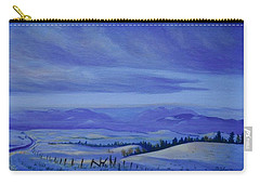 Winding Roads Carry-all Pouch