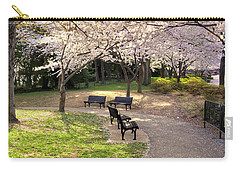 Winding Trail To The Tidal Basin Carry-all Pouch
