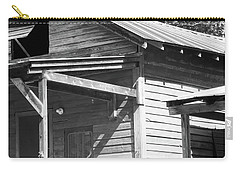 Windless Day Carry-all Pouch by Dennis Baswell