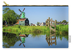 Windmill Reflection Carry-all Pouch